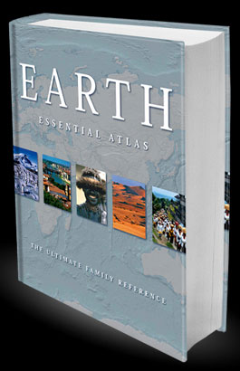 Earth Essential Atlas
